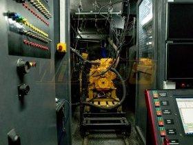 Hamowanie silnika spalinowego Liebherr