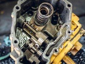 Remont silnika spalinowego diesla