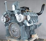 Recondition of engine Liebherr D9408 TI-E A4