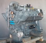 Recondition of engine Liebherr D9508 A7