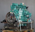 Recondition of engine Deutz TCD2013 L06 2V