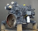 Recondition of engine Deutz BF4M2012C