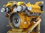 Recondition of engine Liebherr D9408