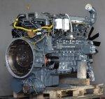 Recondition of engine Liebherr D936