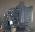 Recondition of engine Deutz BF4M1012EC