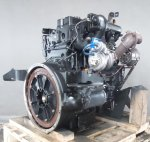 Recondition of engine Perkins 1004-40T