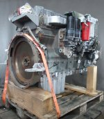 Recondition of engine Liebherr D926 TI-E A4