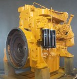 Recondition of engine Liebherr D914 TI
