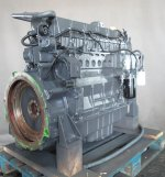Recondition of engine Deutz BF6M1013