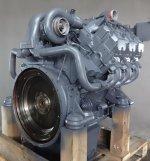 Recondition of engine Deutz BF6M1015