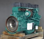 Recondition of engine Volvo D12C