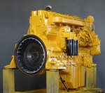 Recondition of engine Liebherr D916
