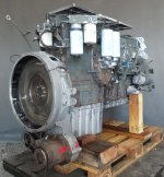 Recondition of engine Liebherr D926 TI-E A5