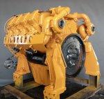 Recondition of engine Liebherr D9308