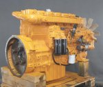 Recondition of engine Liebherr D 906 TB