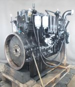 Recondition of engine Liebherr D926
