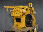 Recondition of engine Liebherr D 9406 TI A3
