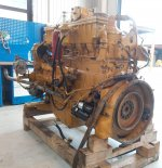 Recondition of engine Caterpillar 3406c