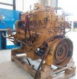 Recondition of engine Caterpillar 3406c