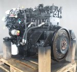 Recondition of engine Perkins 1006-6T