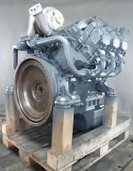 Recondition of engine Deutz BF6M1015