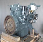 Recondition of engine Liebherr D924 TI-E A2