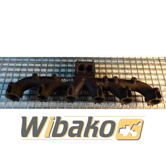 Exhaust manifold Case 6T-830