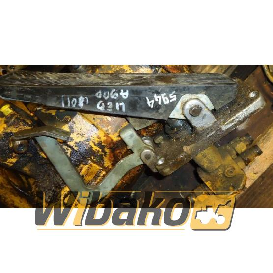 Pedal Liebherr A900