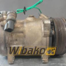 Air conditioning compressor Sanden R134A B709S12