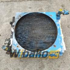 Radiator for excavator Fuchs MHL350