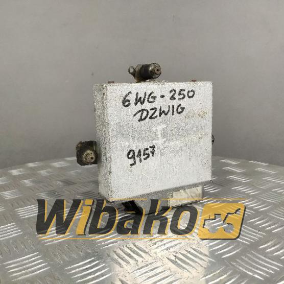 Gearbox controller ZF 6009057537 6WG-250