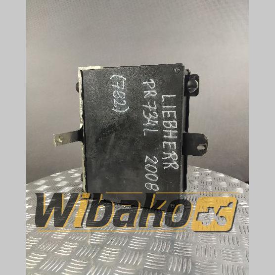 Control unit Liebherr PR734 L