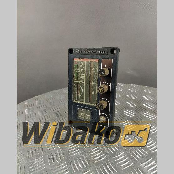 Panel Komatsu 7831-71-6000 37200-KE3000