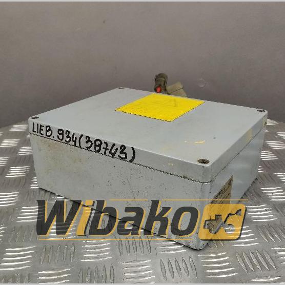 Jednostka sterująca WOLFLE LH9698827 629904500000