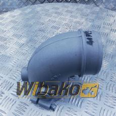 Connecting elbow Liebherr D9508 9080428/10119863