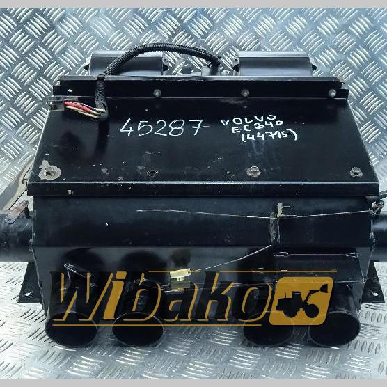 Heater Spal 006-B40/L-22