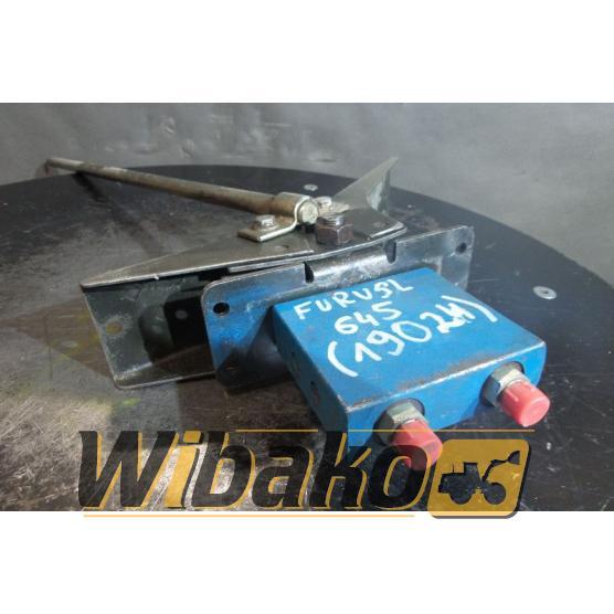Pedal Rexroth 2TH6RZ71-10/M05 22888500
