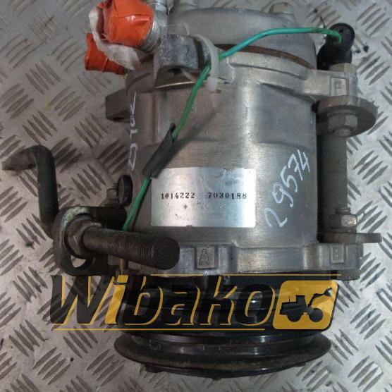 Air conditioning compressor Weichai 1014222