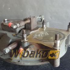 Pump distributor gear Liebherr MKA350B052 9076046