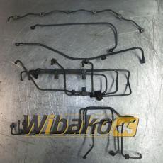 Fuel lines set Daewoo DB58TI