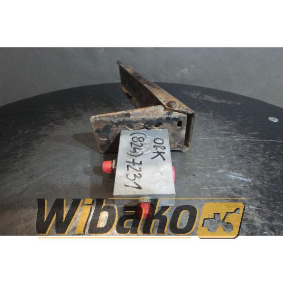 Accelerator pedal O&K MH2.10