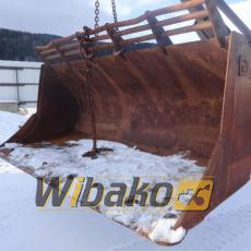 Bucket (Shovel) for wheel loader Liebherr L574