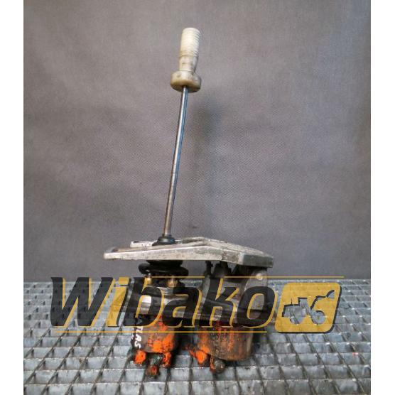 pedals and joysticks Atlas 1604