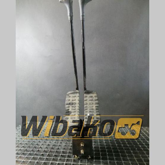 Drive pedals Case CX330