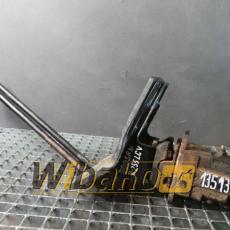 Drive pedals Doosan SOLAR 255LC-V