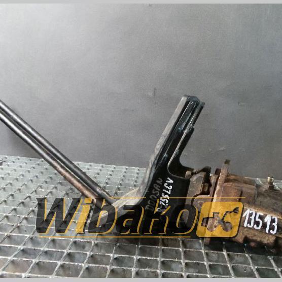 drive pedal Doosan SOLAR 255LC-V