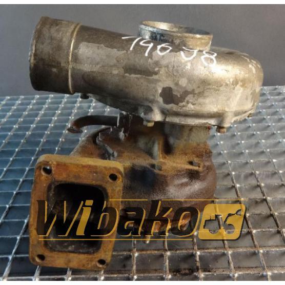 Turbocharger AK7 B4A270/21W1/N/83/850