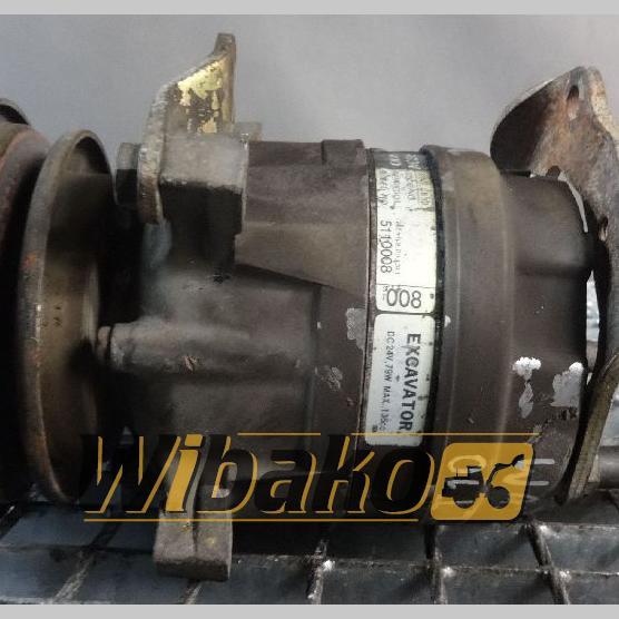 Sprężarka klimatyzacji Daewoo J639 5110008